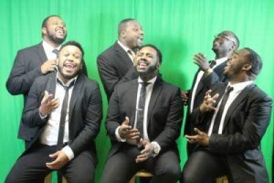 Cedric Shannon Rives & Brothers in Gospel