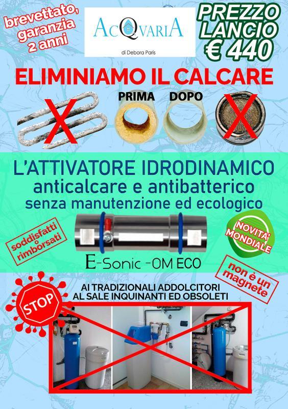 Super promozione! Anticalcare Ecologico